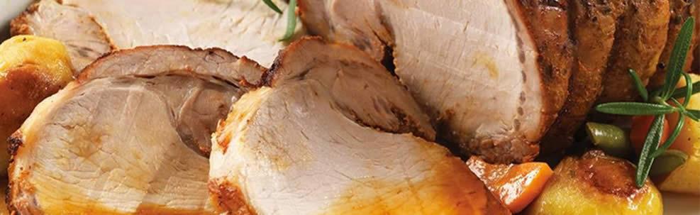 Receta pierna de cerdo al horno - Recetas de bogavante al horno ...